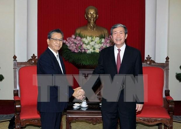 越南将日本视为长久且首要合作伙伴之一 hinh anh 1