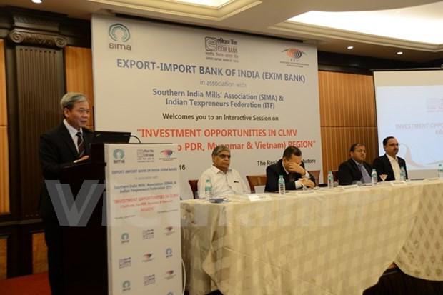 印度企业高度评价越南经营投资环境 hinh anh 1