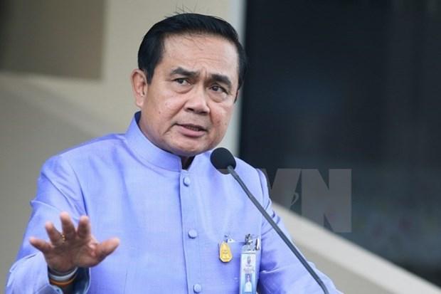 泰国总理巴育:东盟应发挥在地区安全架构中的作用 hinh anh 1
