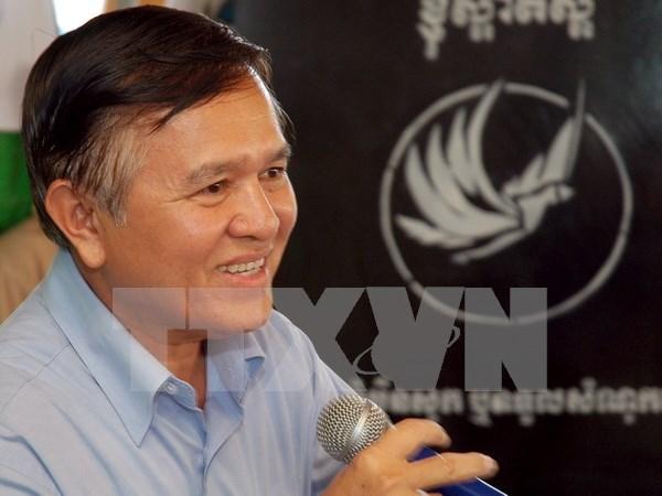柬埔寨发出声音支持法院对根索卡进行法律责任追究 hinh anh 1