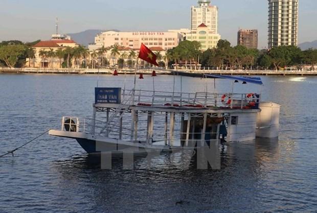 越南政府总理对岘港市沉船事件作指示 hinh anh 1