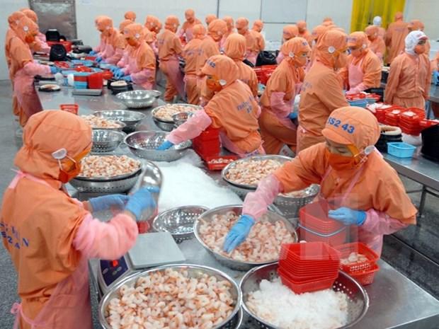 5月份越南贸易逆差达4亿美元 hinh anh 1