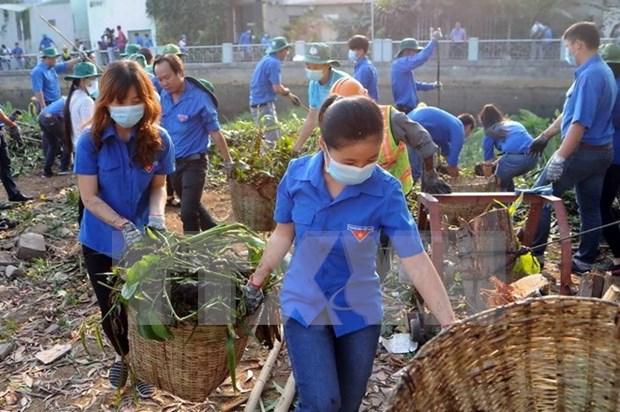 越南各地举办各项活动响应世界环境日 hinh anh 1