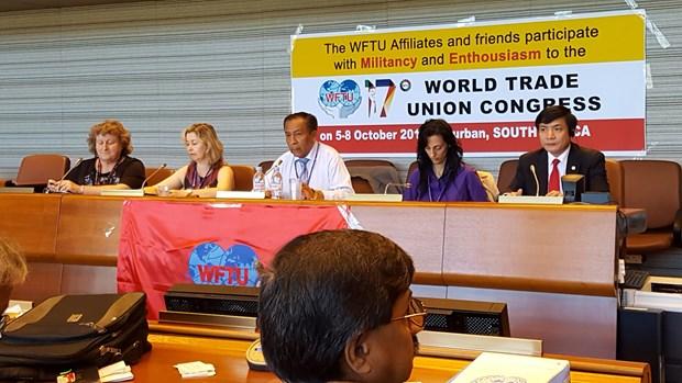 越南劳动总联合会主席裴文强出席第105届国际劳工大会 hinh anh 1