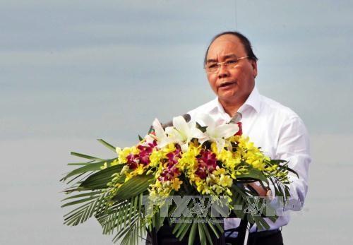越南政府总理阮春福:把越南建设成为海洋强国 hinh anh 1