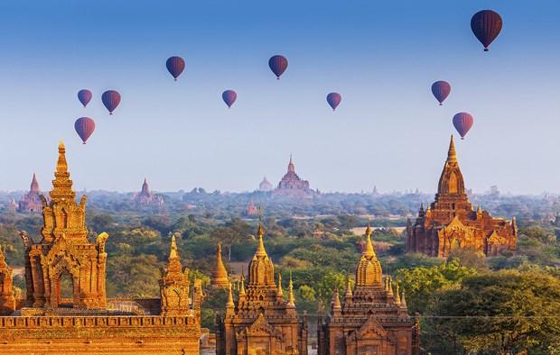世行:2015-2016财年缅甸经济增长率约达7% hinh anh 1