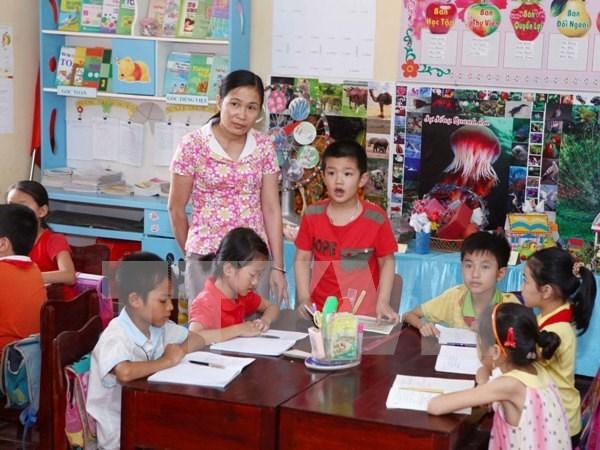 胡志明市积极响应2016年为了儿童行动月活动 hinh anh 1
