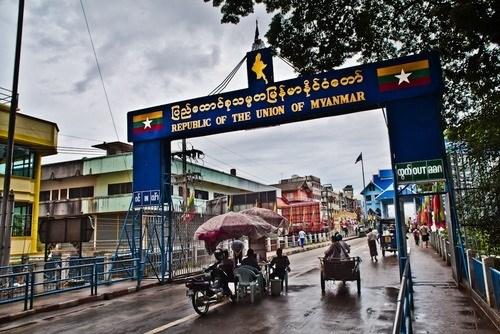 缅甸拒绝重新开放与泰国相连的边境口岸 hinh anh 1