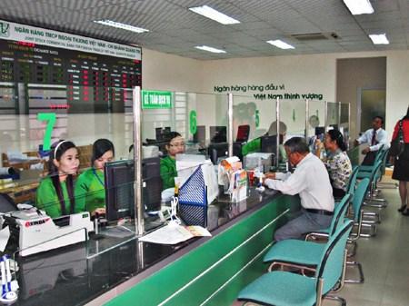 越南三家银行跻身全球企业2000强名单 hinh anh 1