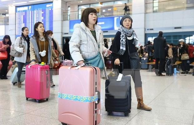 越南是2015年获入境日本签证数量最多的国家之一 hinh anh 1