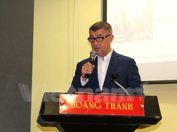捷克《销售额联网法案》直接影响两万家越南企业 hinh anh 1