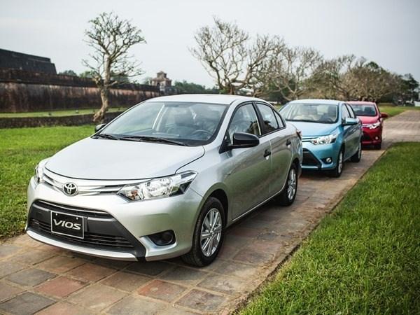 今年5月份越南汽车销售量逾2.6万辆 hinh anh 1