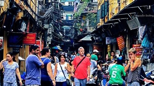 越南首都河内力争将旅游发展成为主要经济产业之一 hinh anh 1