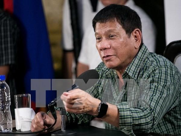 菲律宾新政府与左翼派全国民族民主阵线将于7月重启和谈 hinh anh 1