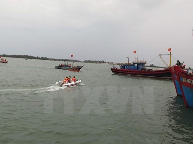 政府总理阮春福:切实提高各级部门对搜寻救护工作的责任意识 hinh anh 1
