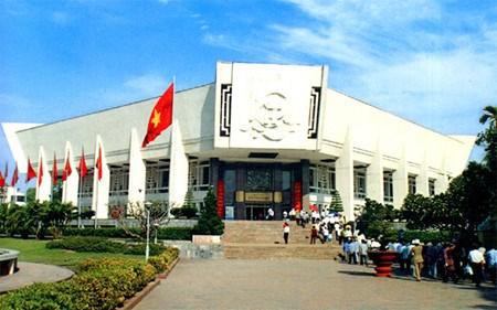 胡志明博物馆——珍藏有关胡志明主席实物的可信赖之地 hinh anh 1