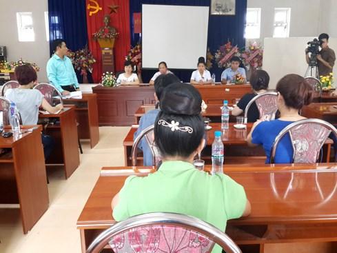 越南注重提高少数民族地区艾滋病防治能力 hinh anh 1