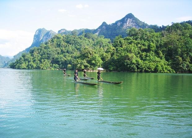 确保游览三海湖游客的安全 hinh anh 1