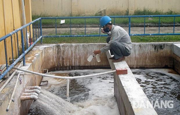 越南注重提高分散式污水处理厂运行与维修保养能力 hinh anh 1