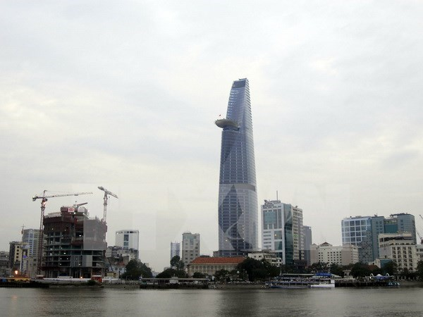 胡志明市经济继续保持高速增长 hinh anh 1