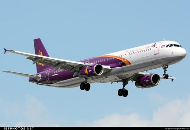柬埔寨国西哈努克市至越南胡志明市直达航线正式开通 hinh anh 1