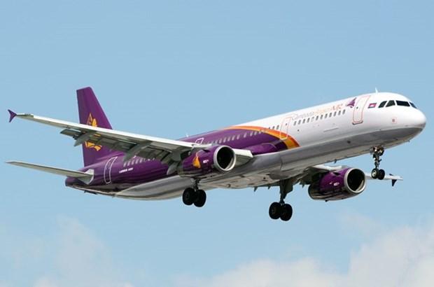 柬埔寨西哈努克市至越南胡志明市直达航线正式开通 hinh anh 1