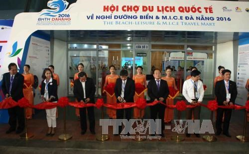 2016年岘港国际旅游博览会正式开幕 hinh anh 1