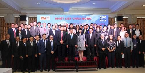 中国香港企业代表团考察越南平阳省投资环境 hinh anh 1