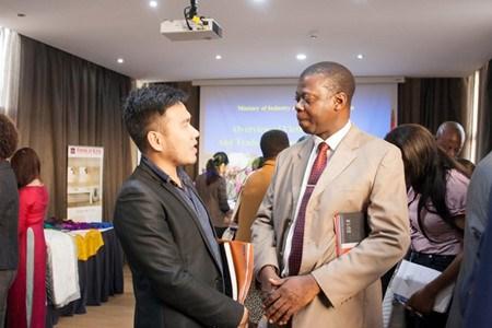 越南与莫桑比克加强经贸合作 hinh anh 1