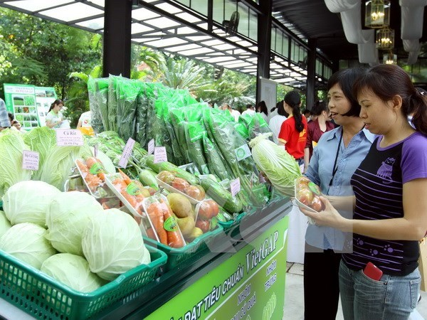 2016年6月份胡志明市居民消费价格指数环比上涨0.8% hinh anh 1