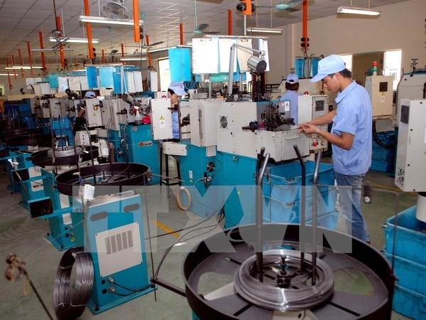 越南与日本努力促进辅助产业合作 hinh anh 1