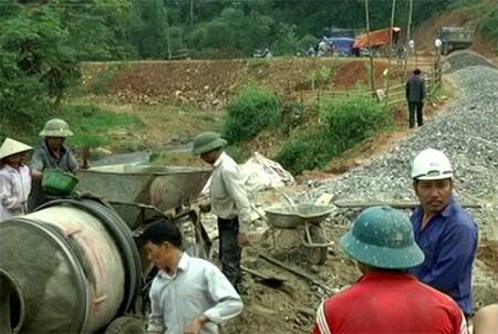 安沛省绥禄乡保持和提高新农村建设标准 hinh anh 1