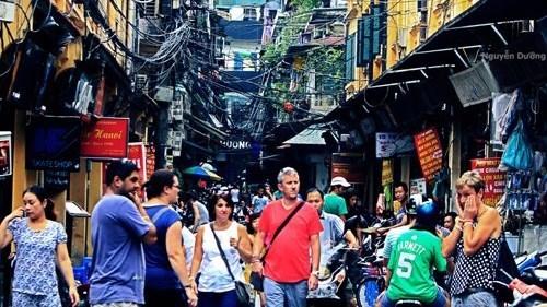 2016上半年越南接待国际游客逾470万人次 hinh anh 1