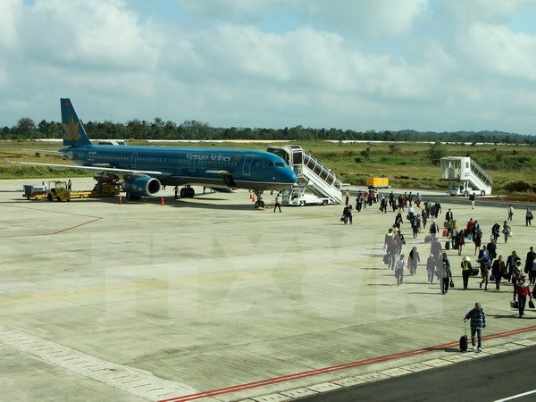 越南岘港至泰国曼谷航线正式开通 hinh anh 1