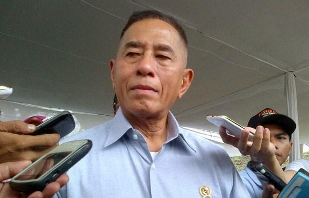 印尼增加2016年国防预算 hinh anh 1