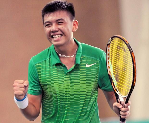 越南网球名将李黄南位居世界第871 hinh anh 1