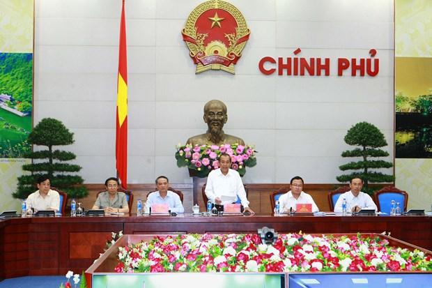 张和平副总理:要求加大对公路交通和河内交通运输经营活动的管理力度 hinh anh 1