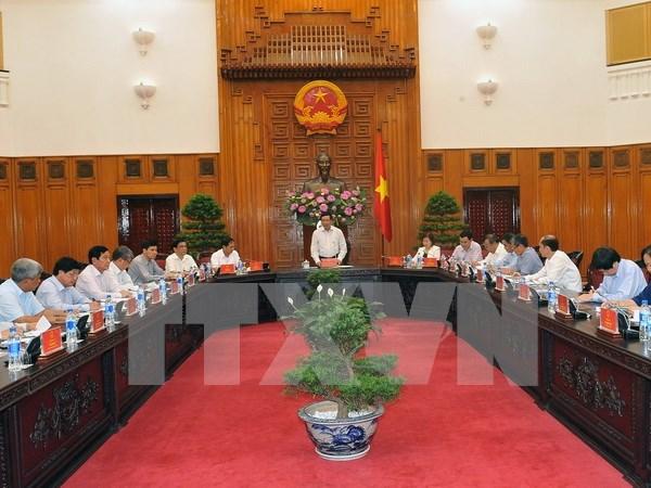 越南2017年APEC会议筹备委员会召开第五次会议 hinh anh 1