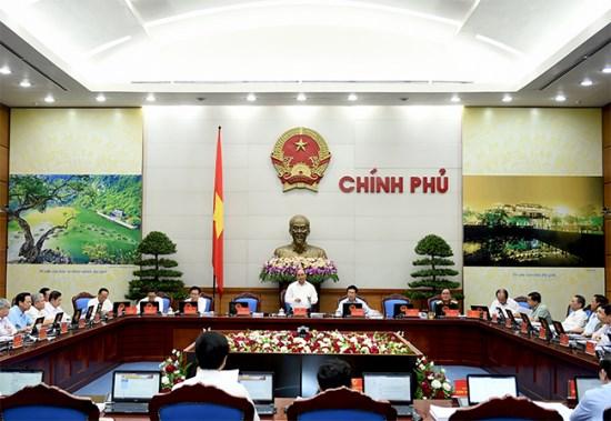 越南政府立法工作专题会议决议出炉 hinh anh 1