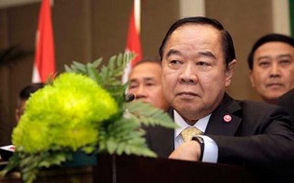 泰国与缅甸加强合作关系 hinh anh 1