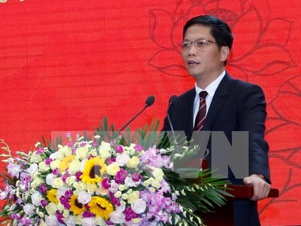 越南工商部部长陈俊英担任越白政府间合作委员会越方分委会主席 hinh anh 1
