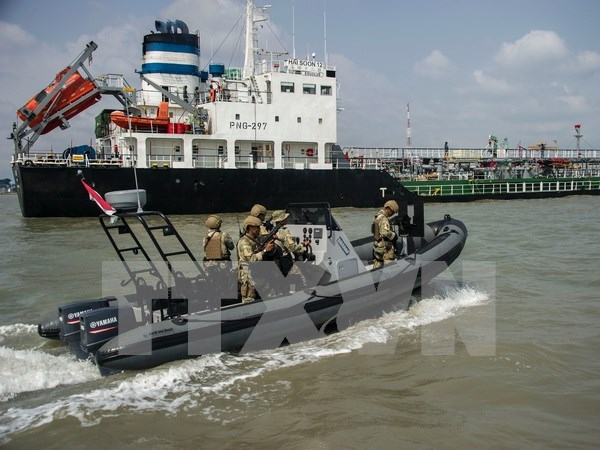 菲律宾同意让印尼军队参与解救人质 hinh anh 1
