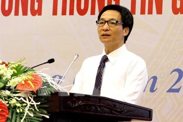 越南政府副总理武德儋:应制定应对人口老龄化的战略 hinh anh 1