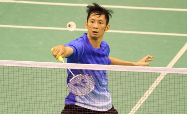 2016年加拿大羽毛球公开赛:越南羽毛球名将阮进明退赛 hinh anh 1