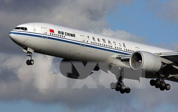 柬埔寨国会审议通过东盟—中国航空运输协议 hinh anh 1