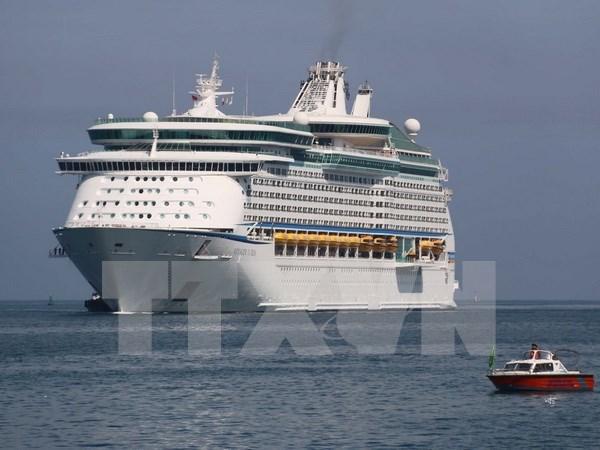 今年上半年乘邮轮赴越南承天顺化省旅游的外国游客量达2.1万人次 hinh anh 1