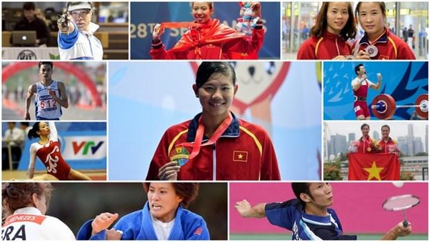越南体育代表团共有23名运动员参加2016年里约奥运会 hinh anh 1