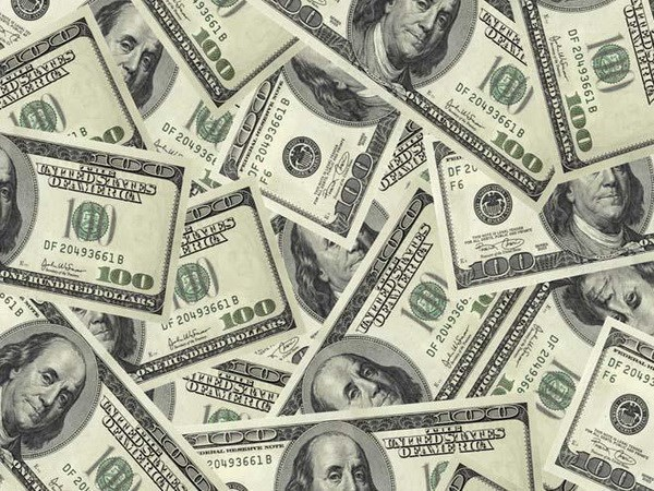 越南国家银行越盾兑换美元中心汇率保持不变 hinh anh 1