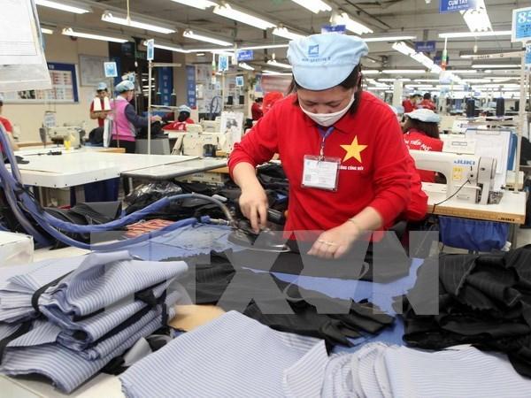 今年年底越南国会或将批准《跨太平洋伙伴关系协定》 hinh anh 1