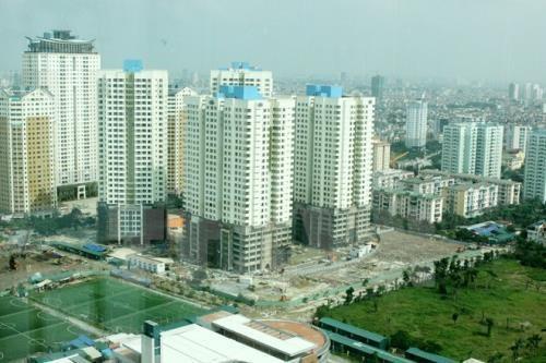 外国投资者看好越南房地产企业并购活动 hinh anh 1